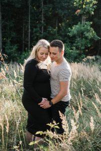 Aandenken aan je zwangerschap laat je maken bij Lisa Muller uit Heerhugowaard