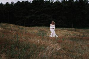 Moody zwangerschapsfotografie door Lisa Muller Fotografie uit Nederland, werkzaam in heel Nederland
